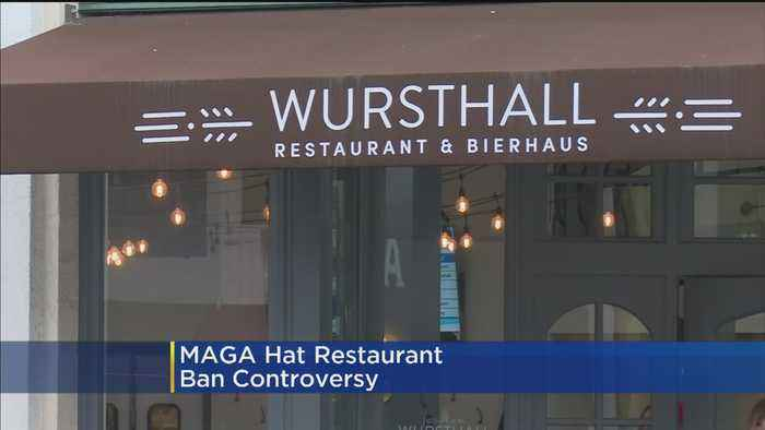 NorCal Chef Apologizes After MAGA Hat Ban, Says Policy Is To Serve All