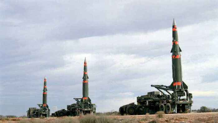 US, Russia Revamp Nuclear Weapons As INF Treaty Is Abandoned