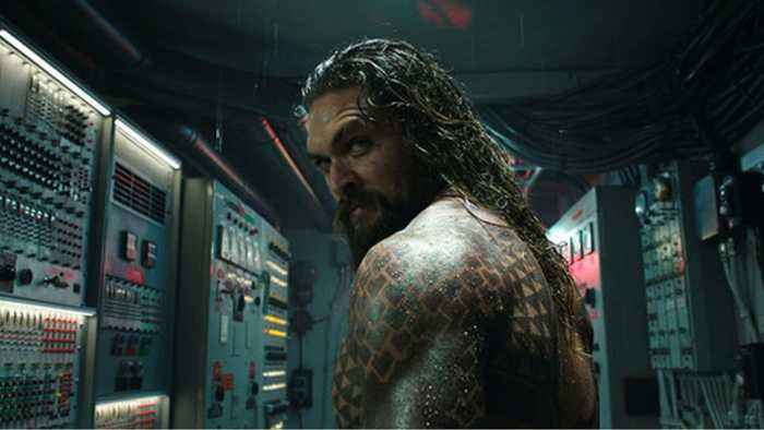 'Aquaman' Passes 'Iron Man' At the Domestic Box Office