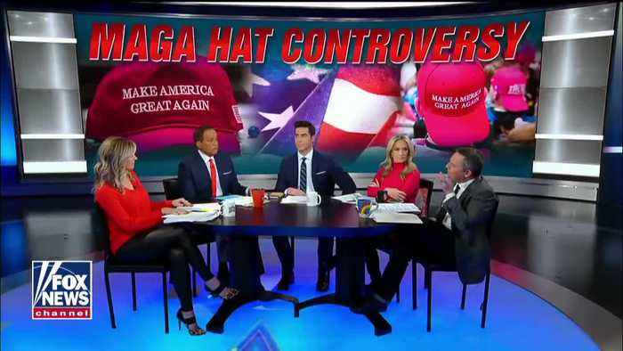 'The Five' panel weighs in on restaurant owner banning MAGA hat wearers