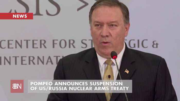 Russian Nuclear Treaty Is Halted