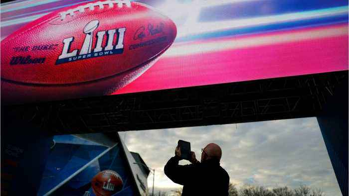 Commercial Inventory for Super Bowl Sold Out