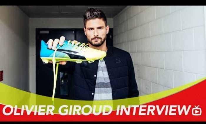 Olivier Giroud Interview: 'I Want To Score 25-30 Goals & Win The League'