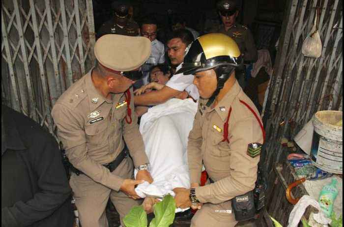 Rescued Disabled man After Being 'Held Prisoner In His Mother' House