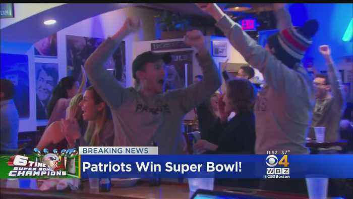 Patriots Fans Celebrate Super Bowl Win: 'It Doesn't Get Old'