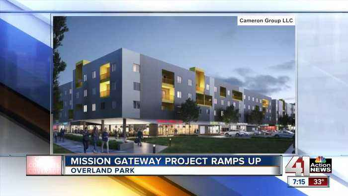 Entertainment complex replacing Walmart planned for Mission Gateway project