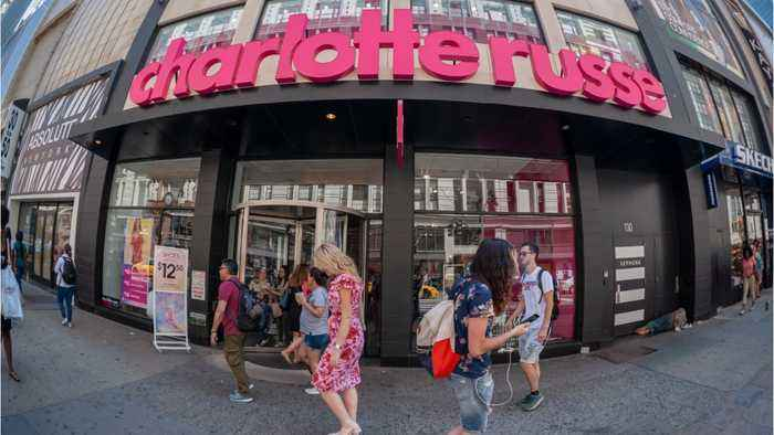 Charlotte Russe Files For Bankruptcy, Closes 94 Stores