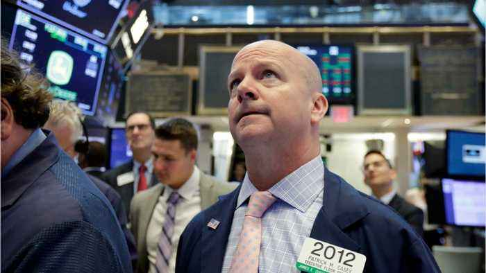 Tech Stocks Give A Boost To Wall Street