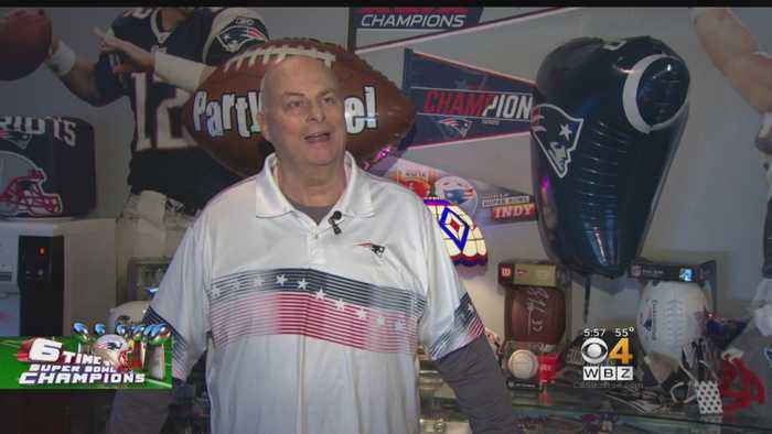 Patriots Superfans Enjoy Sixth Super Bowl Victory