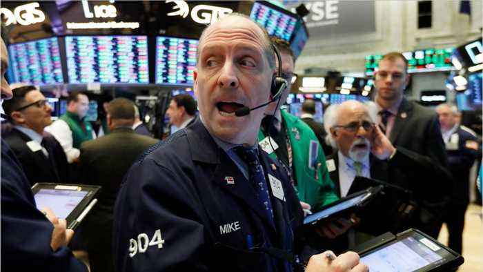 Tech And Industrial Stocks Boost Wall Street