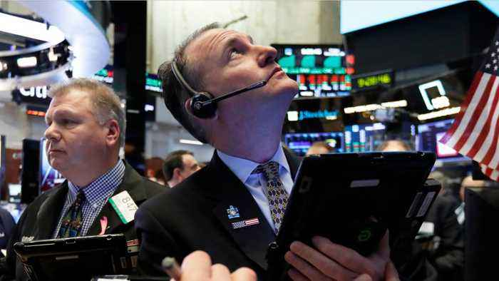 World Stock Index Hits Two Month High