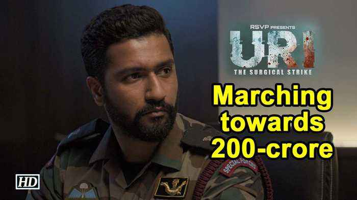 'Uri : The Surgical Strike' marches on to become a blockbuster