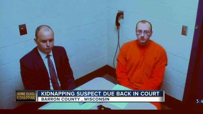Kidnapping suspect due back in court