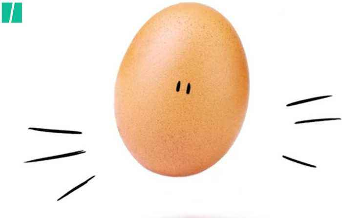 'World Record Egg' Revealed To Be Mental Health Campaign