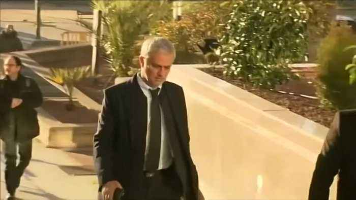 Mourinho fined for tax fraud in Spain in lieu of jail time