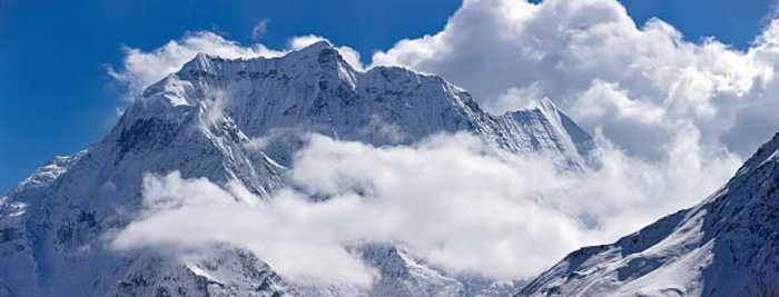 Global Warming Could Decimate the Himalayan Mountains Within a Century