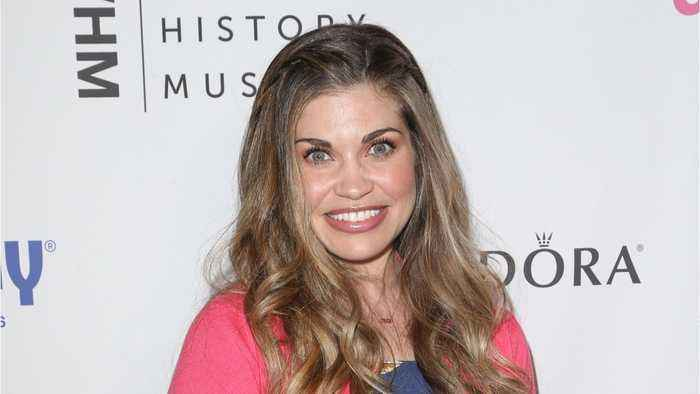 Danielle Fishel Shows Off Baby Bump