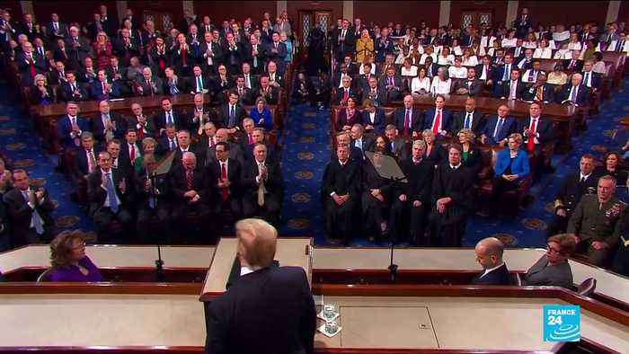 State of the Union: Trump vows to stop 'endless wars'