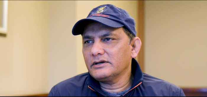 Watch: Azharuddin picks his playing XI for World Cup 2019