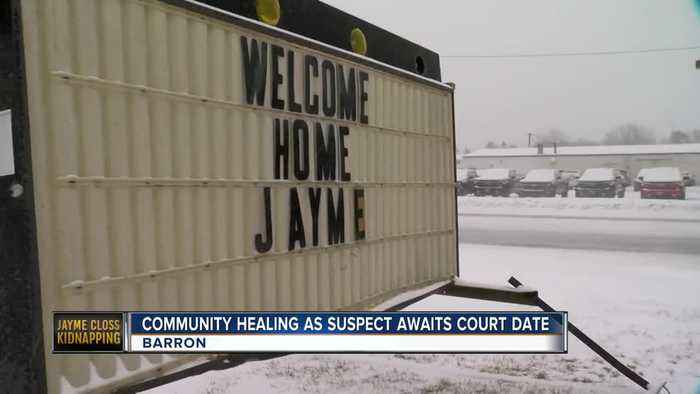 Barron community continues to celebrate Jayme Closs' safe return