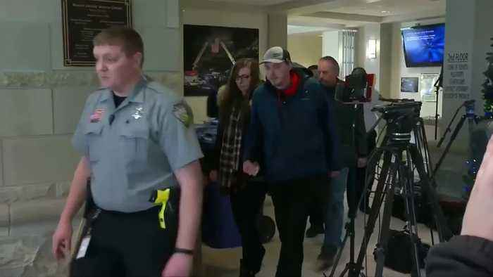 Alleged kidnapper of Jayme Closs appears in court