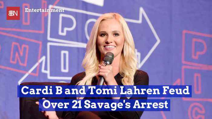 Cardi B Goes After Tomi Lahren On Twitter After 21 Savage Arrest