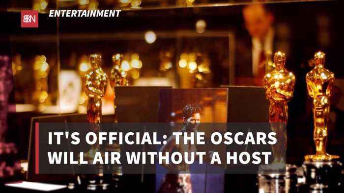 There Will Be No Oscars Host At All