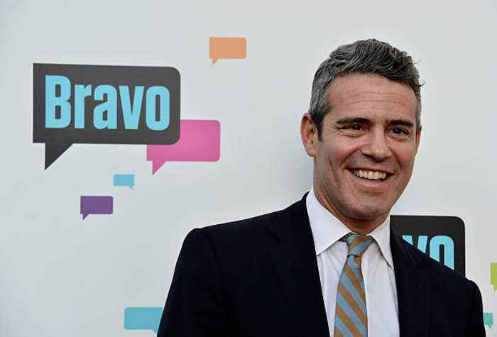 Andy Cohen Welcomes His First Son to the World