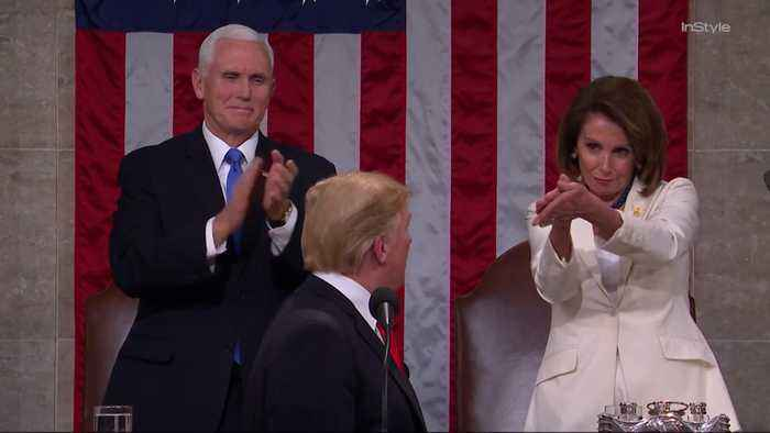Nancy Pelosi's Sarcasm-Doused Clap Is the Meme You Never Knew You Needed