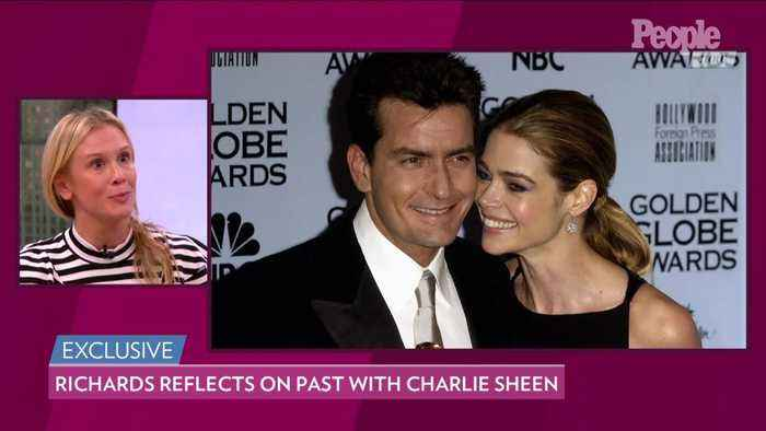 Denise Richards on Finding Love Again After Her Divorce from Charlie Sheen: 'I Was Never Bitter'