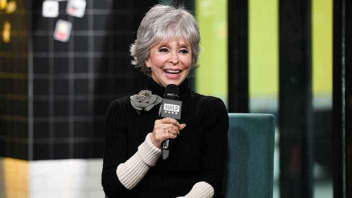 Rita Moreno On The 'West Side Story' Scene That Left Her In Tears