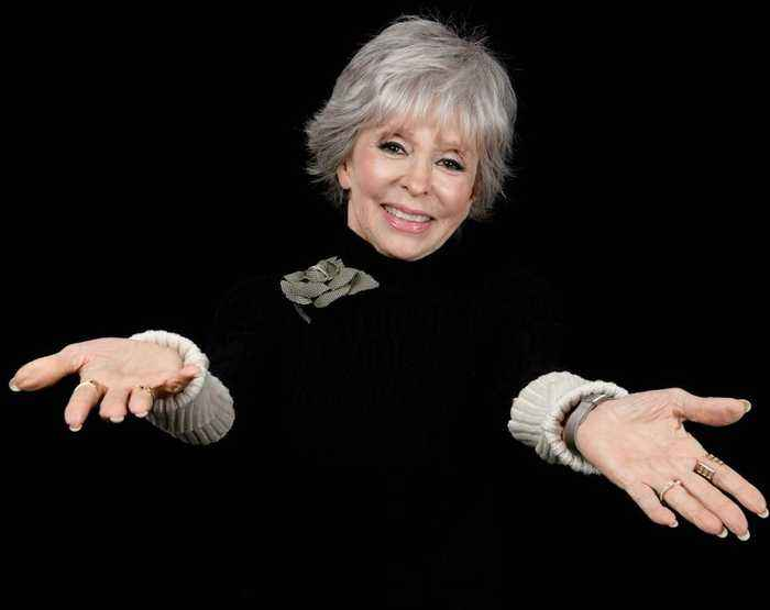 Una Conversación Con Rita Moreno Sobre Netflix's 'One Day at a Time'