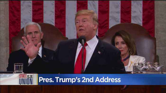 Nation Reacts To State Of The Union Address