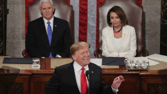Trump Leaves Border Emergency Out of State of the Union