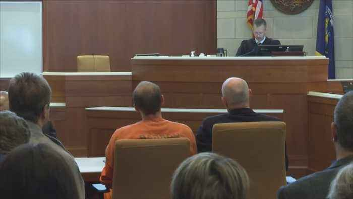 Jake Patterson Appears In Court For First Time