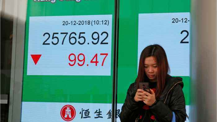 Asian Shares Hit 4 Month High