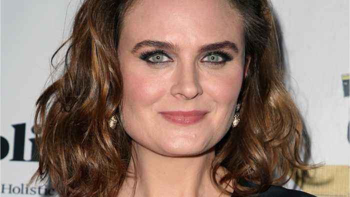 Emily Deschanel Takes On First Role Following Bones Ending