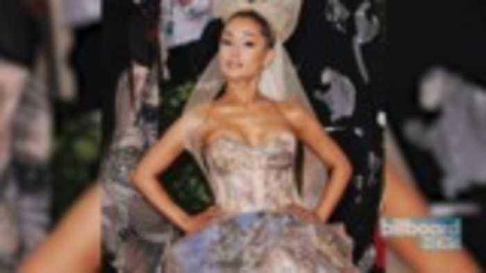 Ariana Grande Calls Out the Grammys, Explains Why She's Not Performing   Billboard News