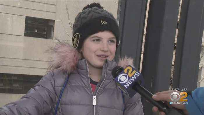 Little Girl From NJ Back Home After Presidential Shout Out At State Of The Union Address