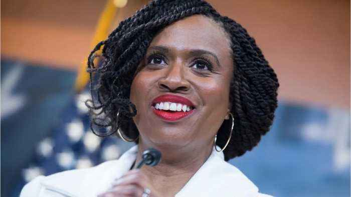 This congresswoman made a critical point about white feminism with her SOTU wardrobe choice