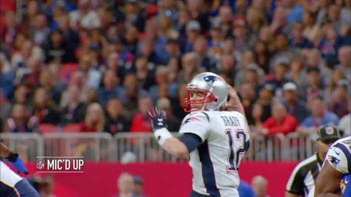 Mic'd Up: New England Patriots stop Los Angeles Rams' offense after turnover