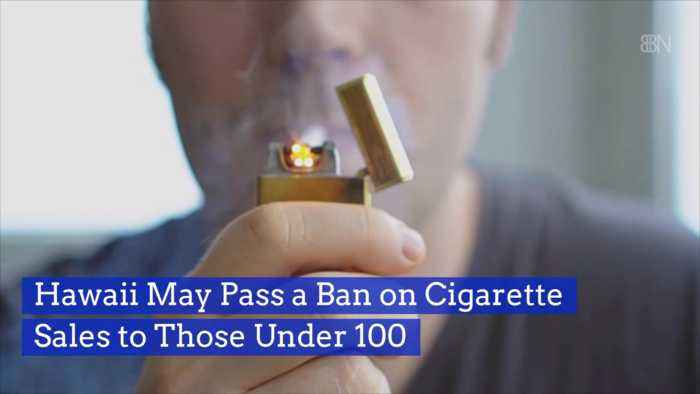 If You Are Under 100 And Smoke Then Don't Move To Hawaii