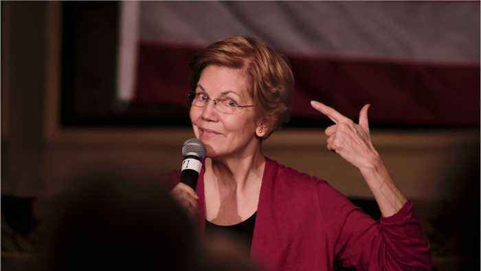 Warren Alludes To More 'American Indian' Documents