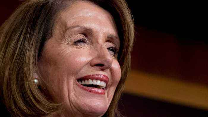 'Not Going To Happen': Pelosi Laughs Off Notion Trump Would Trigger Another Gov Shutdown