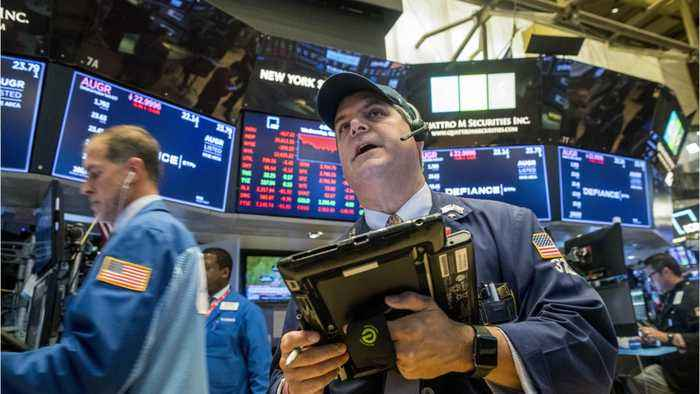 Wall Street Turns Down At The Open