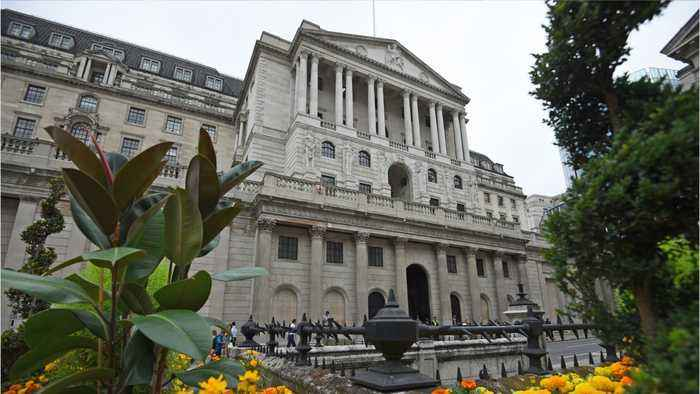 Bank of England Cuts UK Growth Expectations On Brexit Fears