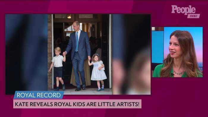 Kate Middleton Shares Prince George and Princess Charlotte's Favorite Foods - and How They Help Cook!