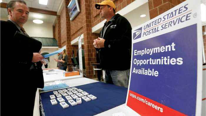 U.S. Weekly Jobless Claims Are Down