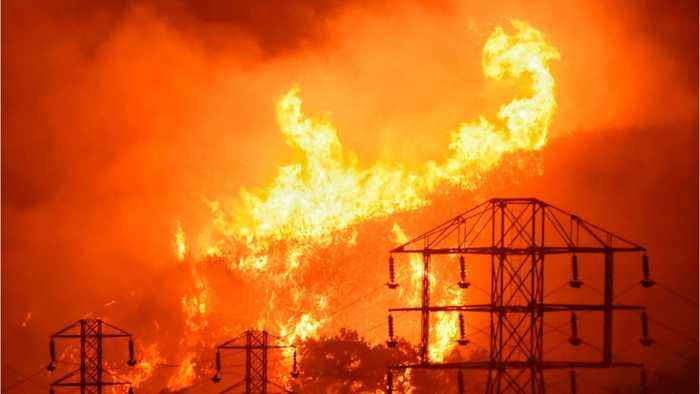 Death Toll Of California Wildfire Is 85