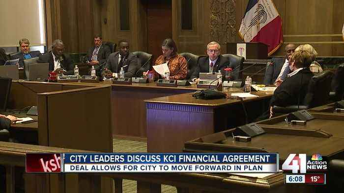 New agreement, new price tag for new KCI